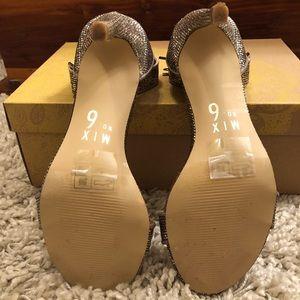 Mix No. 6 Shoes - Mix No. 6 Women's Gold Dress Heels